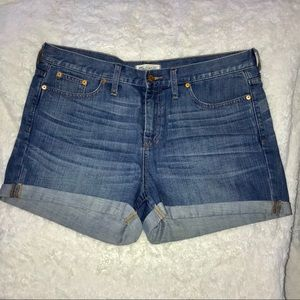 NWOT Madewell | High Rise Shorts